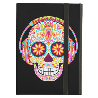 Sugar Skulls iPad Air Case (Powis) Day of the Dead