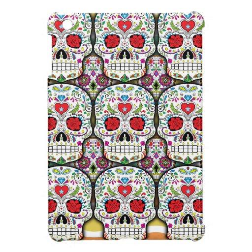 Sugar Skulls iPad Mini Covers