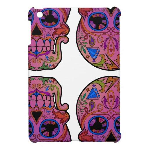 Sugar Skulls iPad Mini Cases
