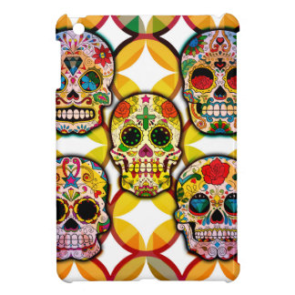 Sugar Skulls iPad Mini Cover