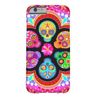 Sugar Skulls iPhone 6 case