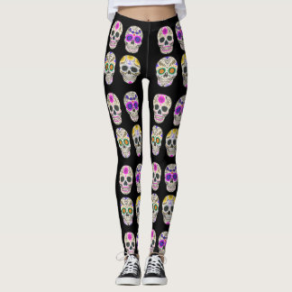 Sugar Skulls Legging