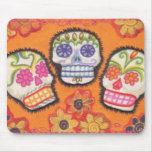 Sugar Skulls Mousepad