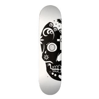 sugar skullz 20 cm skateboard deck
