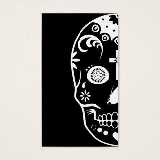 sugar skullz : 2 business card