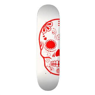 sugar skullz skate board