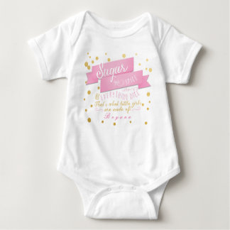 Sugar Spice & Everything Nice Personalized Shirt
