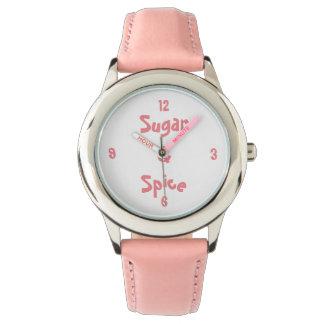 Sugar & Spice Watch