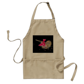 Sugar-sweet apron