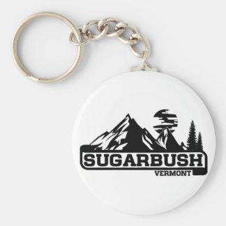 Sugarbush Vermont Key Ring