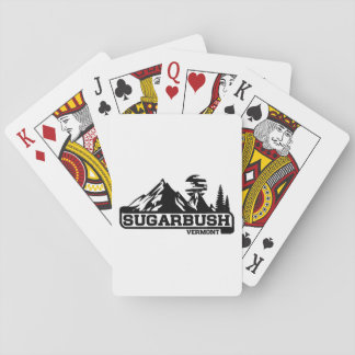 Sugarbush Vermont Playing Cards