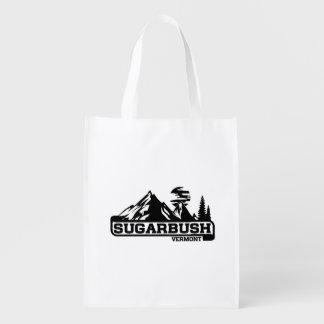 Sugarbush Vermont Reusable Grocery Bag