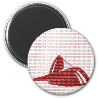 Sugarloaf Magnet