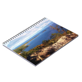 Sugarloaf Mountain In Autumn Notebook