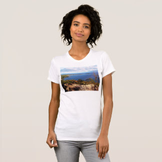 Sugarloaf Mountain In Autumn T-Shirt