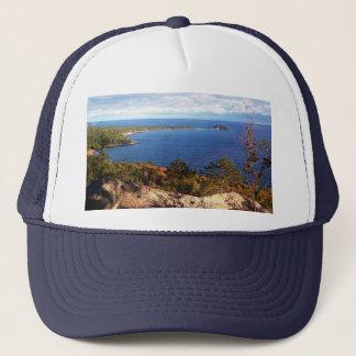 Sugarloaf Mountain In Autumn Trucker Hat