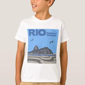 Sugarloaf Mountain, Rio T-Shirt