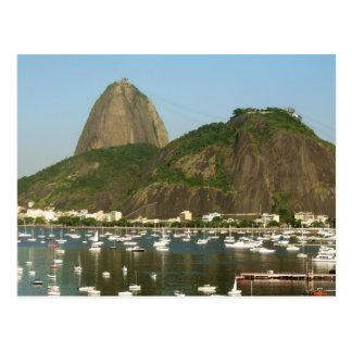 Sugarloaf Rio de Janeiro postcard