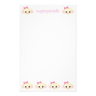 sugarparade Usagi-chan Stationary Paper