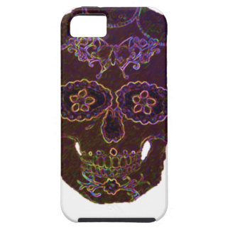 sugarskull2 iPhone 5 covers