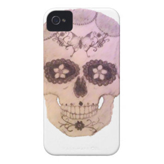 sugarskull Case-Mate iPhone 4 cases