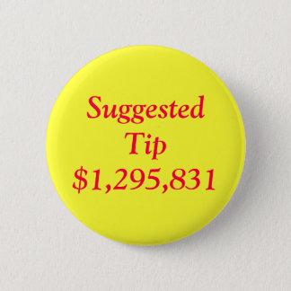 SuggestedTip$1,295,831 6 Cm Round Badge