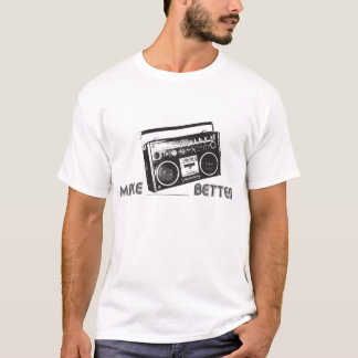 SuggestionBox.com - BoomBox T-Shirt