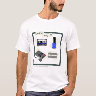 Suicidal to starter kit T-Shirt