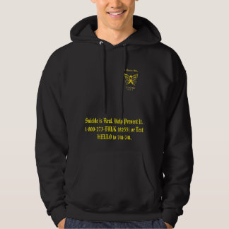 Suicide Awareness And Prevention Hoodie