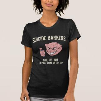 Suicide Bankers Tee Shirt