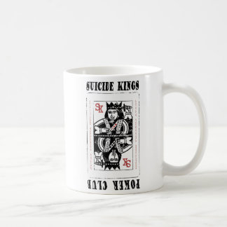 Suicide Kings Poker Club Coffee Mug