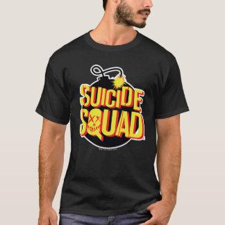 Suicide Squad   Bomb Logo 2 T-Shirt