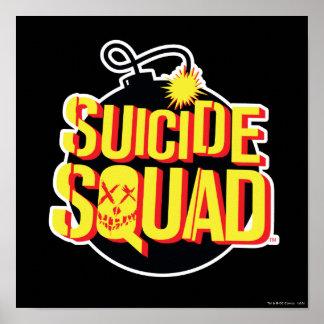 Suicide Squad | Bomb Logo Poster