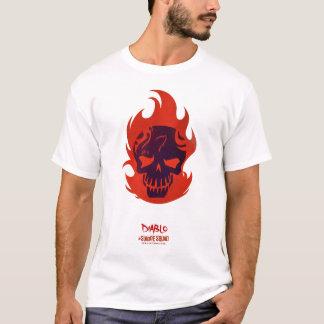 Suicide Squad | Diablo Head Icon T-Shirt