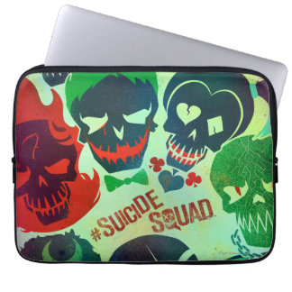 Suicide Squad | Group Toss Computer Sleeves
