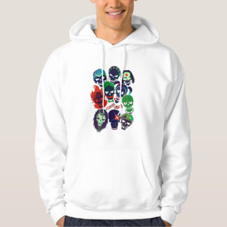 Suicide Squad | Group Toss Hoodie