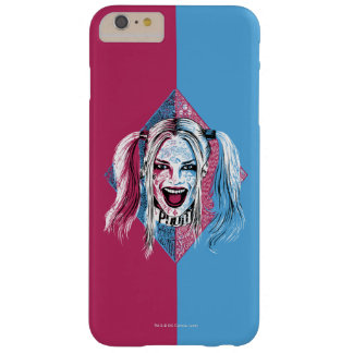 Suicide Squad | Harley Laugh Barely There iPhone 6 Plus Case