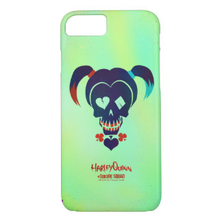 Suicide Squad | Harley Quinn Head Icon iPhone 7 Case