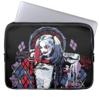 Suicide Squad | Harley Quinn Inked Graffiti Laptop Sleeve