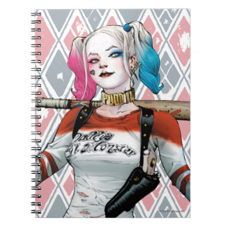 Suicide Squad | Harley Quinn Note Books