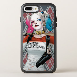 Suicide Squad | Harley Quinn OtterBox Symmetry iPhone 7 Plus Case