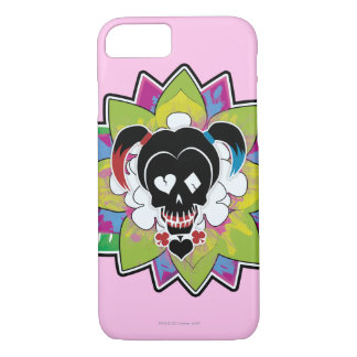 Suicide Squad | Harley Quinn Skull Tattoo Art iPhone 7 Case