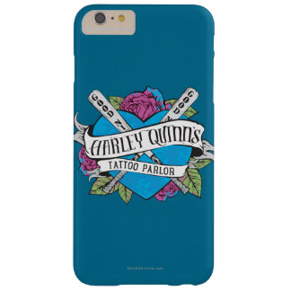 Suicide Squad | Harley Quinn's Tattoo Parlor Heart Barely There iPhone 6 Plus Case