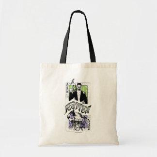 Suicide Squad | Joker & Harley Rotten Budget Tote Bag