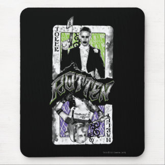 Suicide Squad | Joker & Harley Rotten Mouse Pad