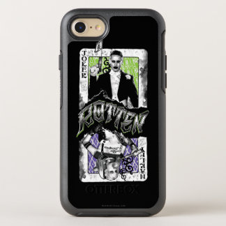 Suicide Squad | Joker & Harley Rotten OtterBox Symmetry iPhone 7 Case