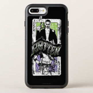 Suicide Squad | Joker & Harley Rotten OtterBox Symmetry iPhone 7 Plus Case