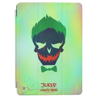 Suicide Squad | Joker Head Icon iPad Air Cover
