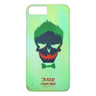 Suicide Squad   Joker Head Icon iPhone 8 Plus/7 Plus Case