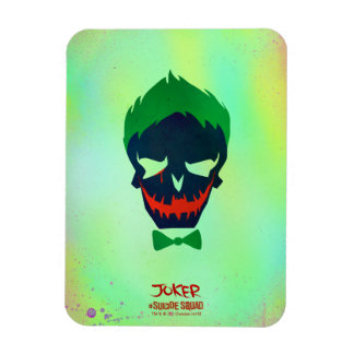 Suicide Squad | Joker Head Icon Magnet